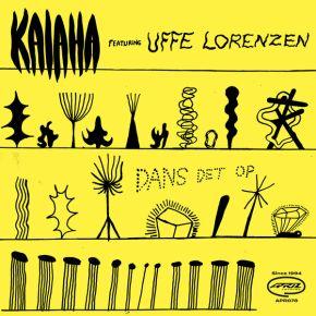 """Dans Det Op / Eymen - 7"""" Vinyl / Kalaha feat. Uffe Lorenzen / 2020"""