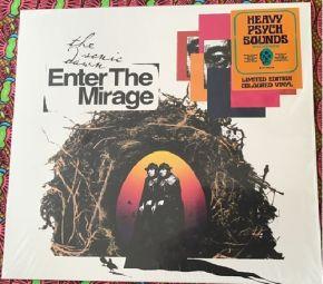 Enter The Mirage - LP (Blå Vinyl) / The Sonic Dawn / 2020