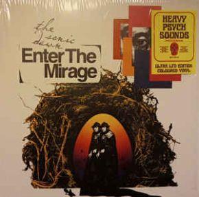 Enter The Mirage - LP (Gul/Orange Vinyl) / The Sonic Dawn / 2020
