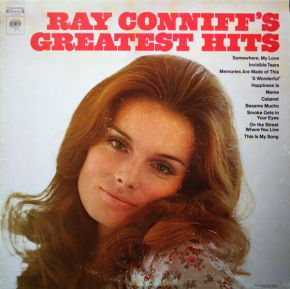 Ray Conniff's Greatest Hits - LP / Ray Conniff  / 1968