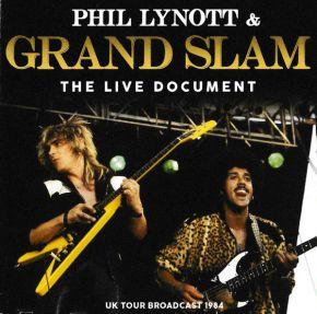 Live Document - CD / Phil Lynott   Grand Slam / 2020