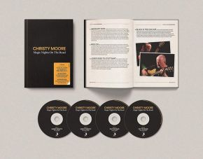 Magic Nights On the Road - 4CD / Christy Moore / 2019