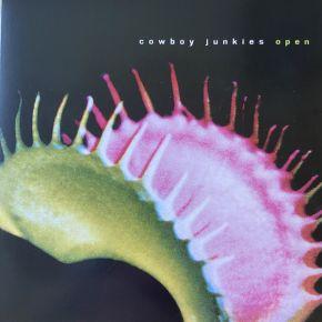 Open - LP (RSD 2020 Pink Vinyl) / Cowboy Junkies / 2001 / 2020