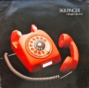 Optaget Hjemme - LP / Skilfinger / 1981
