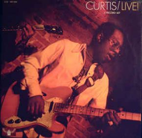 Curtis / Live - 2LP / Curtis Mayfield / 1971/2002