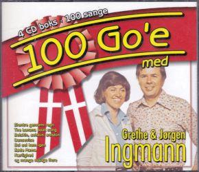 100 Go'e Med Grethe & Jørgen Ingmann - 4CD / Grethe & Jørgen Ingmann  / 2004