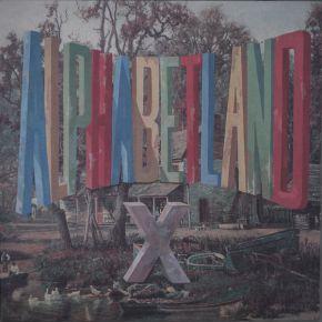 Alphabetland - LP (Limited edition) / X / 2020
