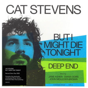 "But I Might Die Tonight - 7"" (Farvet Vinyl) / Cat Stevens / 2020"