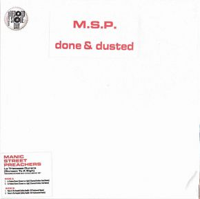 Done & Dusted - LP (RSD 2020) / Manic Street Preachers / 2020
