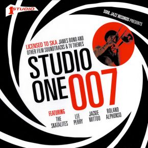 Studio One 007: Licensed To Ska - 5x 7'' (RSD 2020) / Various Artists / 2020