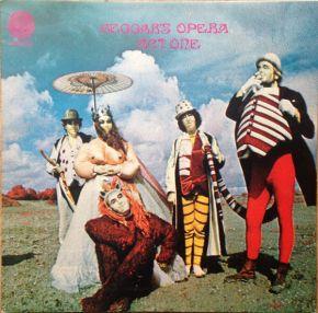 Beggars Opera Act One - LP / Beggars Opera  / 1970
