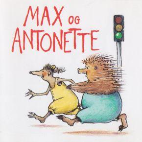 Max Og Antonette - CD / Various Artists  / 1999