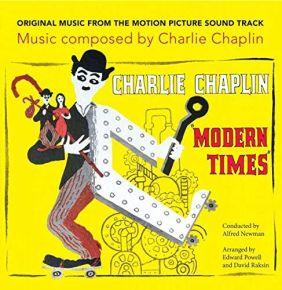 Modern Times - LP / Charlie Chaplin | Soundtrack / 1959/2020