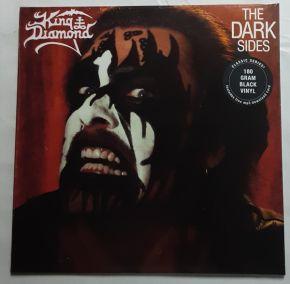 "The Dark Sides - 12"" Vinyl EP / King Diamond / 1988 / 2020"