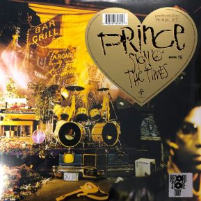 "Sign ""O"" The Times - Picture Disc / Prince / 1987 / 2020"