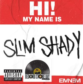 "My Name Is - 7"" (RSD 2020 Vinyl) / Eminem / 2020"