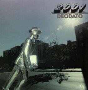 2001 - LP / Deodato / 1977