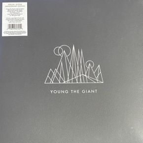 Young the Giant - 2LP (Grøn & Orange Vinyl) / Young The Giant / 2010/2020