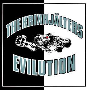 Evilution - LP / The Krixhjälters / 1989