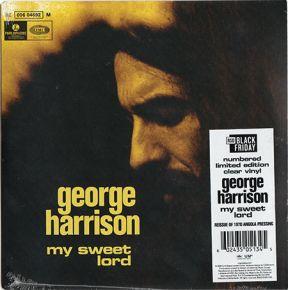 "My Sweet Lord - 7"" Vinyl (RSD BF 2020 Klar Vinyl) / George Harrison / 1970 / 2020"