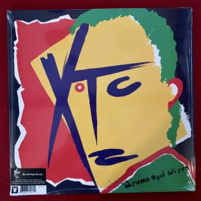 """Drums And Wires - LP+7"""" / XTC / 1979 / 2020"""