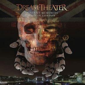 Distant Memories | Live In London - 4LP+3CD / Dream Theater / 2020