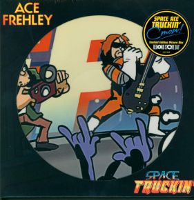 "Space Truckin' - 12"" Vinyl (Picture Disc) / Ace Frehley / 2020"