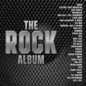 The Rock Album - 2LP / Various Artists / 2020