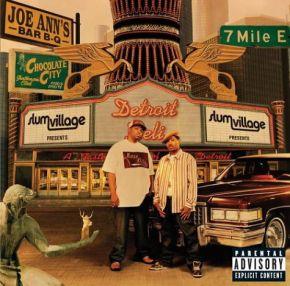 Detroit Deli (A Taste Of Detroit) - CD / Slum Village / 2004
