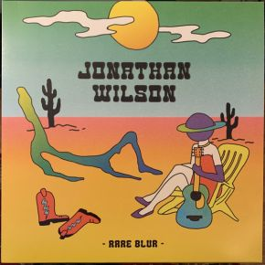 Rare Blur - LP / Jonathan Wilson / 2020
