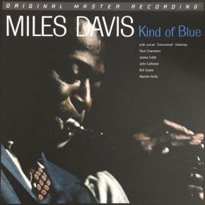 Kind Of Blue - 2LP (45 RPM Mobile Fidelity) / Miles Davis / 1959 / 2020