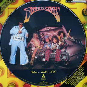 Un-Led-Ed - LP / Dread Zeppelin / 1990