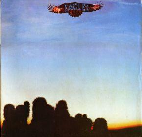 Eagles - LP / Eagles / 1972/2014