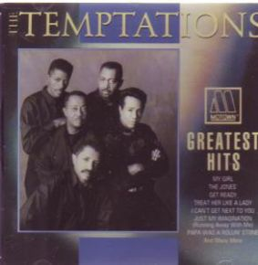 Motown's Greatest Hits - LP / The Temptations  / 1992