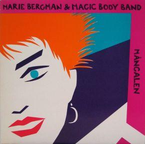 Mångalen - LP / Marie Bergman & Magic Body Band / 1985