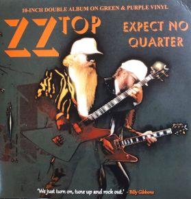 "Expect No Quarter - 2x10"" Vinyl (Farvet Vinyl)  / ZZ Top / 2020"