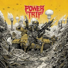 Opening Fire: 2008-2014 - LP / Power Trip / 2018/2021