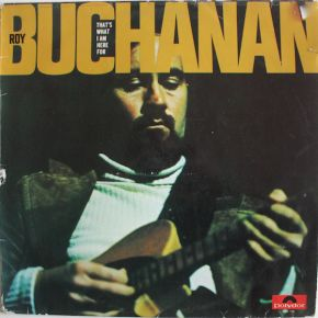 That's What I Am Here For - LP / Roy Buchanan  / 1973