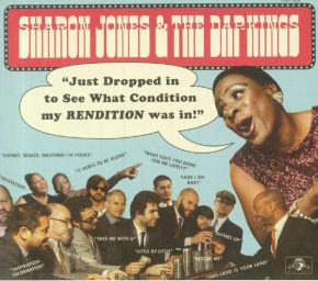 Just Dropped In (To See What Condition My Rendition Was In) - CD / Sharon Jones & The Dap-Kings / 2021