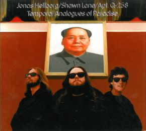 Temporal Analogues Of Paradise - CD / Jonas Hellborg / Shawn Lane / Apt. Q-258 / 1996