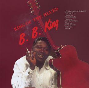 King of the Blues - LP (Rød Vinyl) / B.B. King / 1960 / 2021