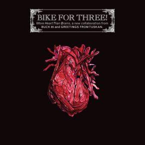More Heart Than Brains - LP / Bike For Three / 2009
