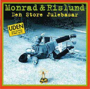 Den Store Julebasar - CD / Monrad & Rislund / 1997
