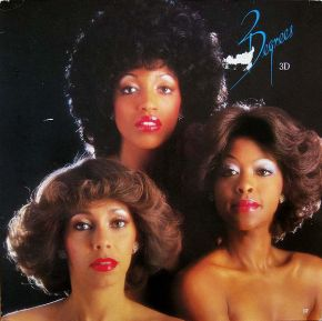 3D - LP / Three Degrees / 1979