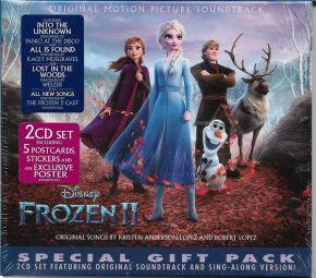 Frozen II (Original Motion Picture Soundtrack) - 2CD+Postcards+Stickers+Poster / Kristen Anderson-Lopez | Robert Lopez  / 2019
