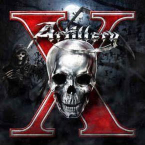 X - CD / Artillery / 2021