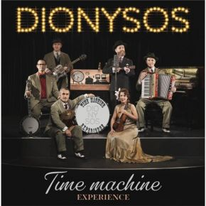 Time Machine Experience - LP / Dionysos / 2021