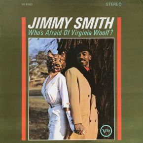 Who's Afraid Of Virginia Woolf - LP / Jimmy Smith / 1964