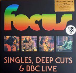 Singles, Deep Cuts & BBC Live - 2LP (RSD 2021 Klar vinyl) / Focus / 2021