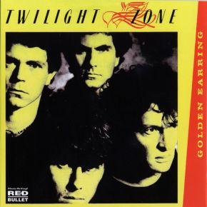 """Twilight Zone - 7"""" Vinyl (RSD 2021 Gul vinyl) / Golden Earring / 2021"""